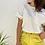 Thumbnail: Camiseta bolsillo blanca
