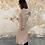 Thumbnail: Vestido de punto beige