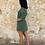Thumbnail: Vestido algodón verde Compañia
