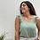 Thumbnail: Blusa tirante verde