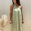 Thumbnail: Vestido diana verde manzana