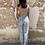Thumbnail: Pantalón estampado azul