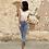 Thumbnail: Camiseta hombreras beige