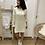 Thumbnail: Vestido beige capucha