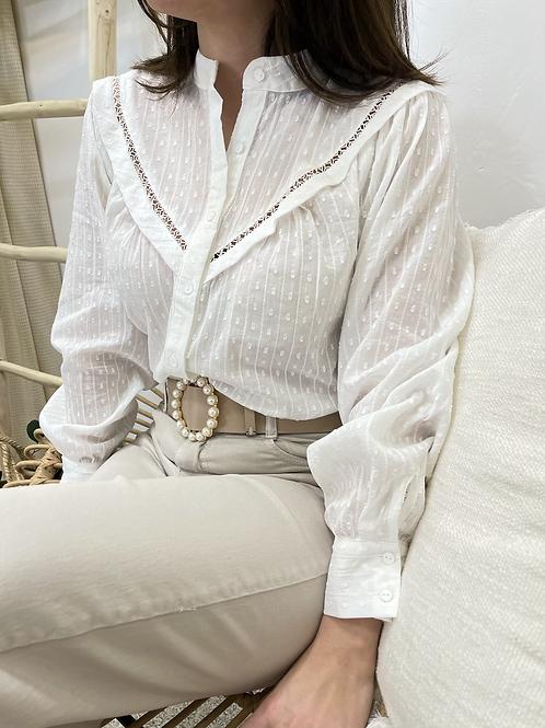 Camisa blanca Lucia