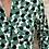Thumbnail: Vestido estampado Compañia verde
