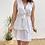 Thumbnail: Vestido blanco volantes