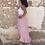 Thumbnail: Falda midi rosa