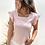 Thumbnail: Blusa cuadro vichy rosa