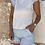 Thumbnail: Camiseta volante azul