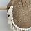 Thumbnail: Bolso rafia redondo conchas