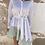 Thumbnail: Vestido blanco asimétrico