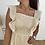 Thumbnail: Vestido largo estampado amarillo