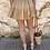Thumbnail: Falda volantes beige