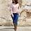 Thumbnail: Conjunto top y chaqueta rosa