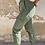 Thumbnail: Pantalón cargo verde