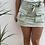 Thumbnail: Falda bolsillos verde agua