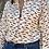 Thumbnail: Camisa estampada animal print