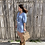 Thumbnail: Vestido botones vaquero