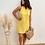 Thumbnail: Vestido básico amarillo