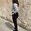 Thumbnail: Pantalón negro cinturón