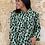 Thumbnail: Blusa estampada verde
