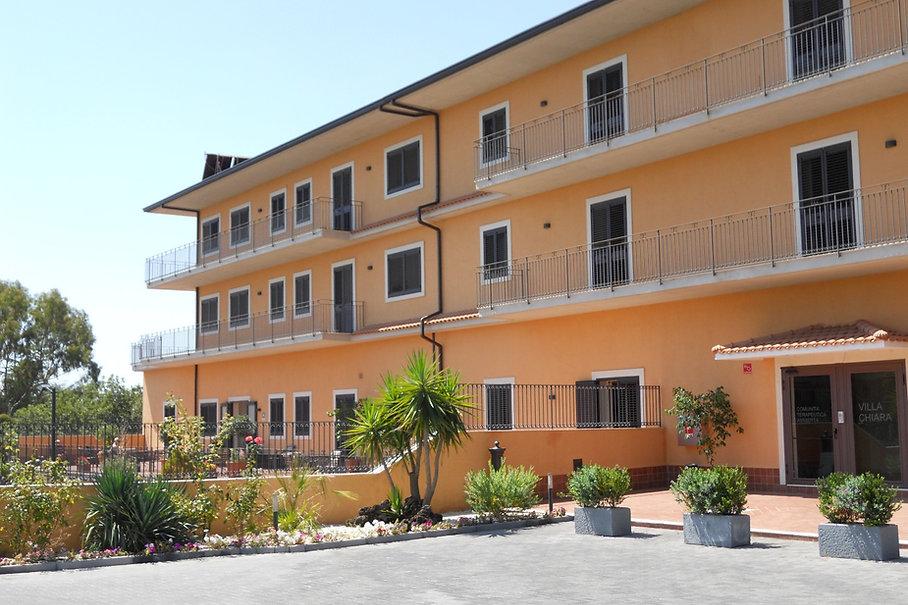 CTA Villa Chira s.a.s. - Mascalucia (Ct)