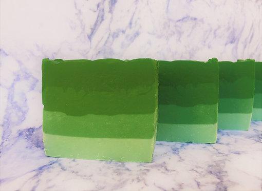 סבון גרניום-למונגראס