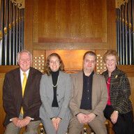 Concert with Lena at Rammelkamp Chapel, Illinois College, Springfield, Nov. 2009