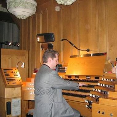 Concert, Münster Cathedral, Germany, April 2006