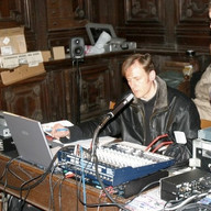 Recording Demessieux in Rouen, with Christoph Frommen, May 2006