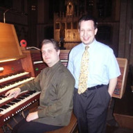 Concert, Paderborn Cathedral, Germany, with Domorganist Gereon Krahforst, May 2006