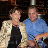 Drinks with Marie-Pierre Cochereau in Paris, June 2010