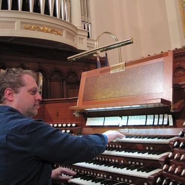Concert at Brick Church, April 2010