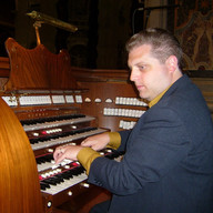 Rehearsing before the Ordination in St. Peter's Basilica, Rome, October 2008