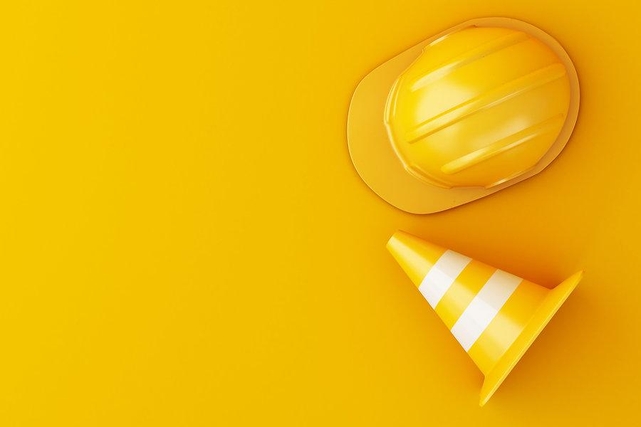 3d-illustration-safety-helmet-traffic-co