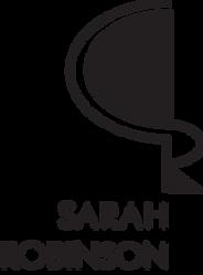 Logo Sarah Robinson black whole .png