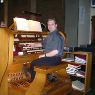 Recording at the Pontifical North American Chapel in Rome, May 2008