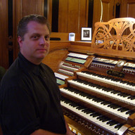 Concert at the 1905 Sauer Organ at the Berliner Dom, Germany, August 2009