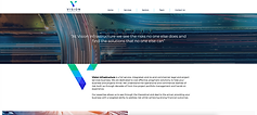 Vision Infrastructure Website