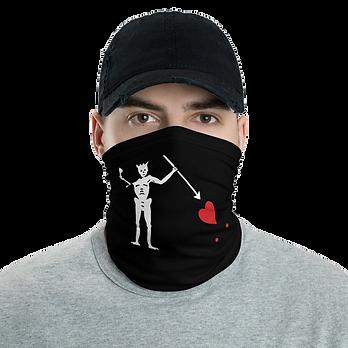Custom printed face coverings, bandanas and snoods. Logo Face Masks UK.