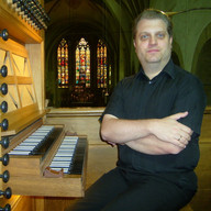 Concert at the Vorenweg Organ from 1788 at the Stiftskirche Cappenberg, Germany, July 2009
