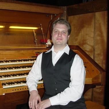 Concert at the Reinoldikirche Dortmund, Germany, June 2004