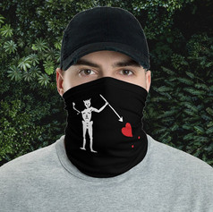 Customised bandana snoods