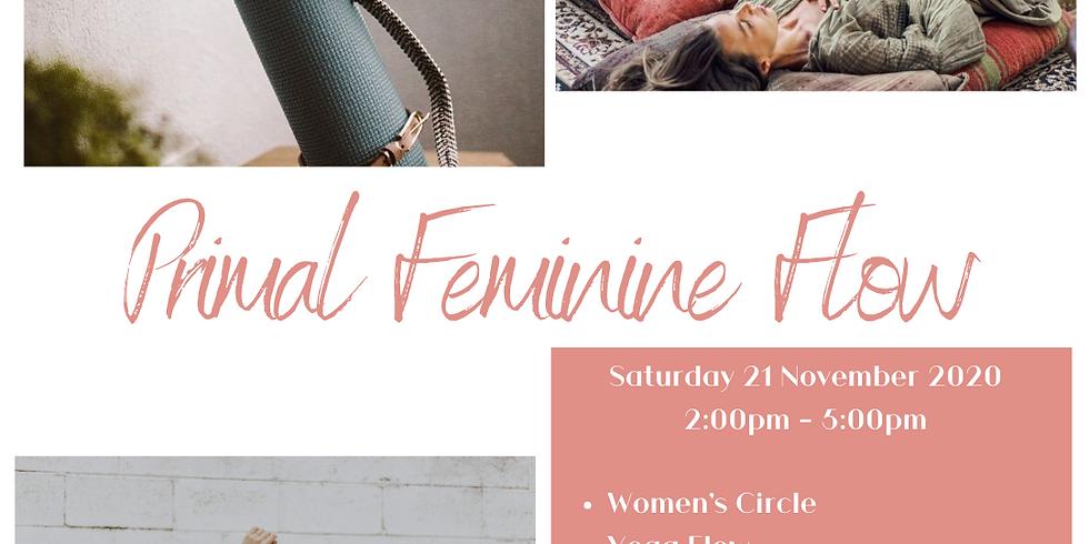 Primal Feminine Flow Practice