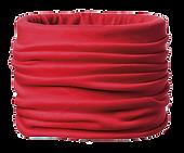 red bandana scarf