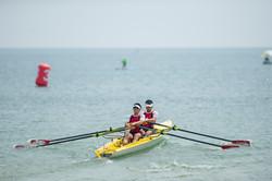 Beach Rowing