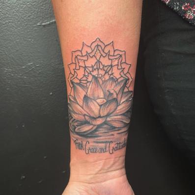 Lotus & Mandala