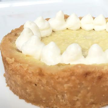 Mango Buttermilk Tart