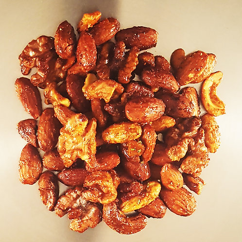 Rosemary & Olive Oil Roasted Nuts